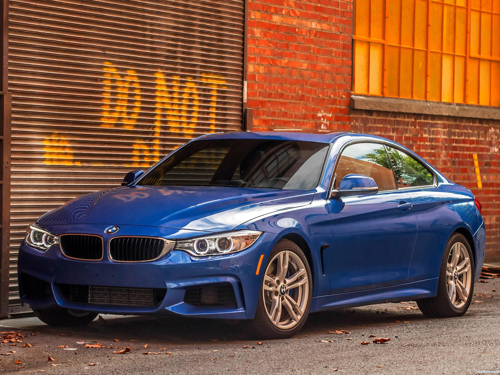 Foto 0 de BMW Serie 4 428i Coupe M Sport Package F32 USA 2013