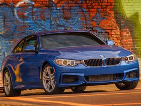 Ver foto 5 de BMW Serie 4 428i Coupe M Sport Package F32 USA 2013