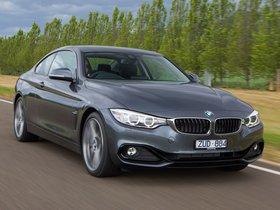Ver foto 5 de BMW Serie 4 428i Coupe Sport Line F32 Australia 2013