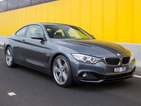 Ver foto 4 de BMW Serie 4 428i Coupe Sport Line F32 Australia 2013