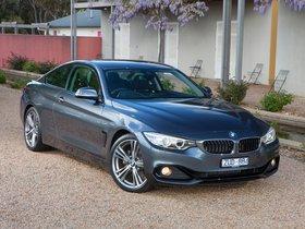 Fotos de BMW Serie 4 428i Coupe Sport Line F32 Australia 2013