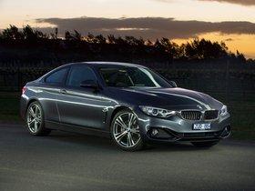 Ver foto 12 de BMW Serie 4 428i Coupe Sport Line F32 Australia 2013