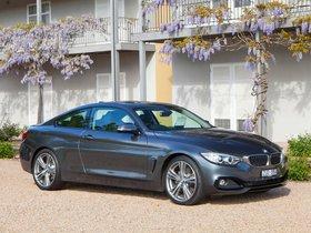 Ver foto 11 de BMW Serie 4 428i Coupe Sport Line F32 Australia 2013