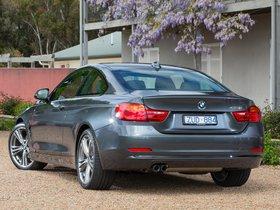Ver foto 10 de BMW Serie 4 428i Coupe Sport Line F32 Australia 2013