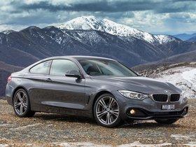 Ver foto 9 de BMW Serie 4 428i Coupe Sport Line F32 Australia 2013