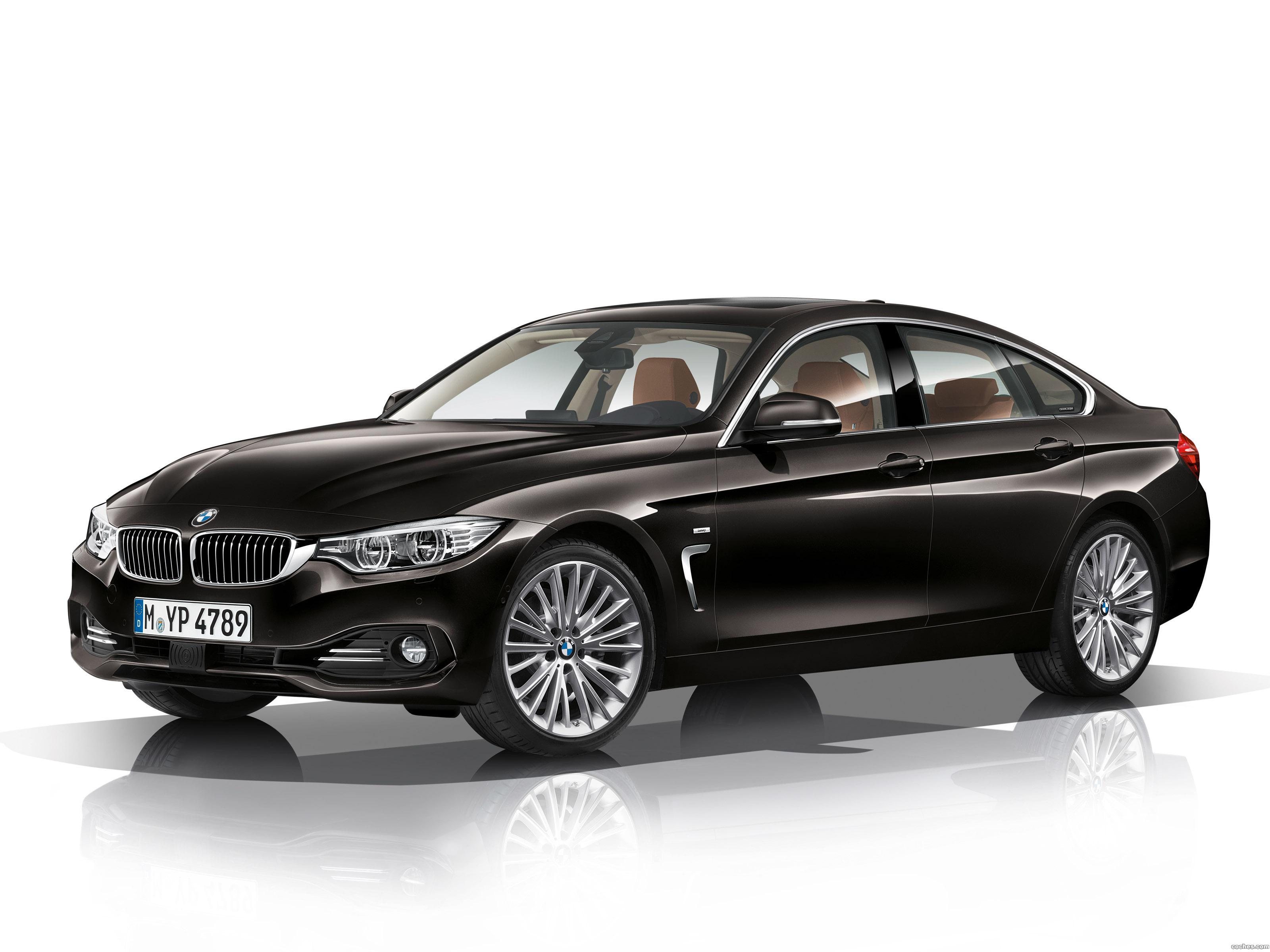 Foto 0 de BMW Serie 4 Gran Coupe Luxury Line F36 2014