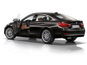 Ver foto 4 de BMW Serie 4 Gran Coupe Luxury Line F36 2014