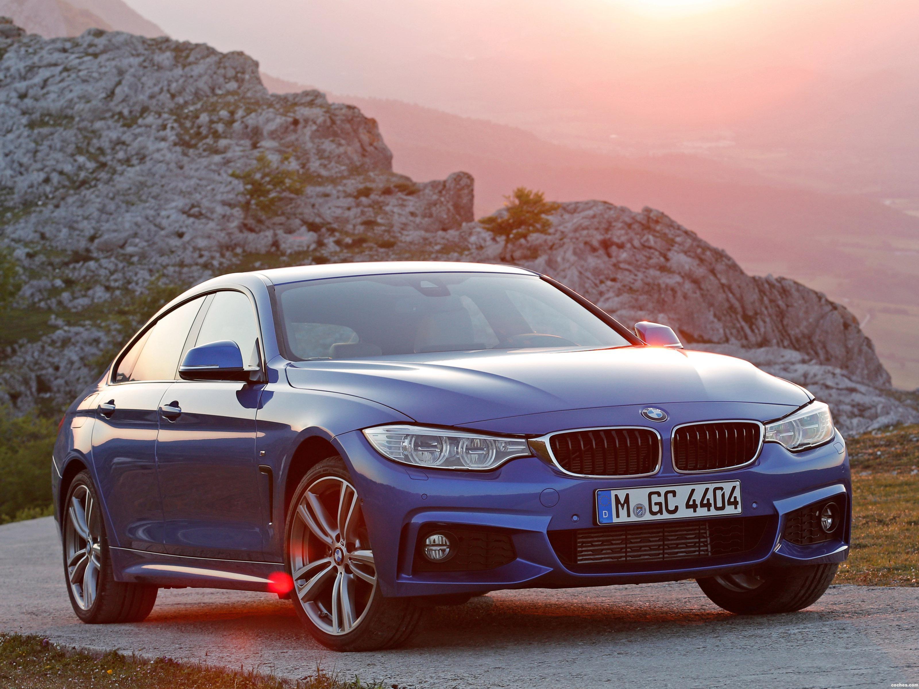 Foto 0 de BMW Serie 4 Gran Coupe 428i M Sport Package F36 2014