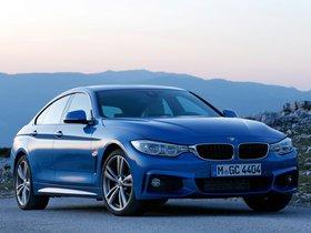 Ver foto 20 de BMW Serie 4 Gran Coupe 428i M Sport Package F36 2014