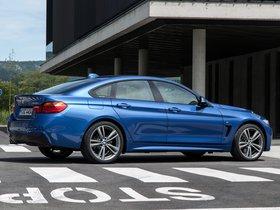 Ver foto 19 de BMW Serie 4 Gran Coupe 428i M Sport Package F36 2014