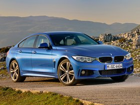 Ver foto 18 de BMW Serie 4 Gran Coupe 428i M Sport Package F36 2014