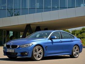 Ver foto 16 de BMW Serie 4 Gran Coupe 428i M Sport Package F36 2014