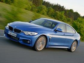 Ver foto 14 de BMW Serie 4 Gran Coupe 428i M Sport Package F36 2014