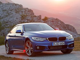 Fotos de BMW Serie 4 Gran Coupe 428i M Sport Package F36 2014