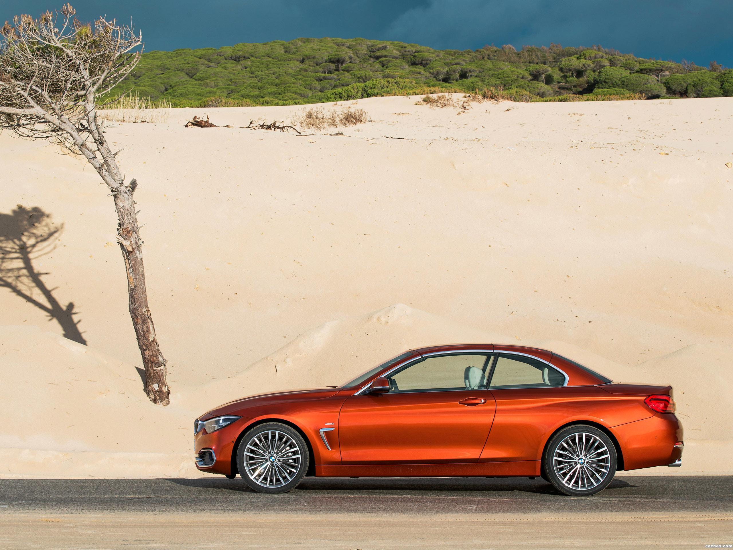Foto 21 de BMW Serie 4 Cabrio 430i Luxury Line 2017