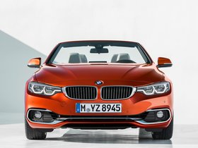 Ver foto 15 de BMW Serie 4 Cabrio 430i Luxury Line 2017