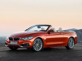 Ver foto 11 de BMW Serie 4 Cabrio 430i Luxury Line 2017