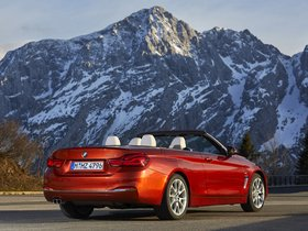 Ver foto 8 de BMW Serie 4 Cabrio 430i Luxury Line 2017
