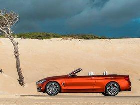 Ver foto 32 de BMW Serie 4 Cabrio 430i Luxury Line 2017