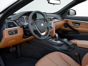 Ver foto 11 de BMW Serie 4 435i Cabrio Luxury Line F33 USA 2014