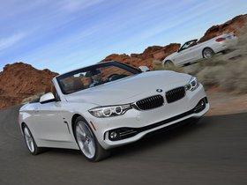 Ver foto 2 de BMW Serie 4 435i Cabrio Luxury Line F33 USA 2014