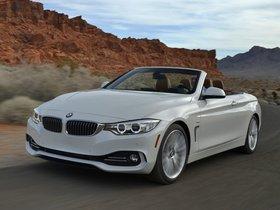 Fotos de BMW Serie 4 435i Cabrio Luxury Line F33 USA 2014