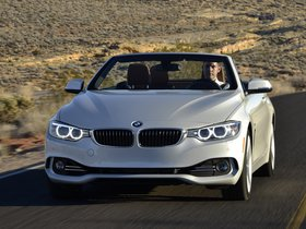 Ver foto 25 de BMW Serie 4 435i Cabrio Luxury Line F33 USA 2014