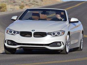 Ver foto 24 de BMW Serie 4 435i Cabrio Luxury Line F33 USA 2014