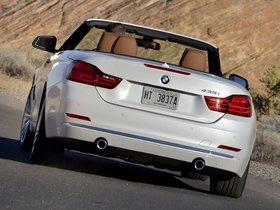 Ver foto 23 de BMW Serie 4 435i Cabrio Luxury Line F33 USA 2014