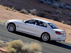 Ver foto 22 de BMW Serie 4 435i Cabrio Luxury Line F33 USA 2014
