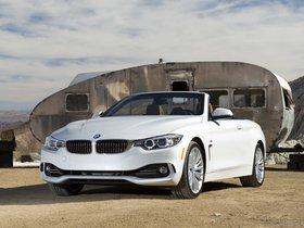Ver foto 21 de BMW Serie 4 435i Cabrio Luxury Line F33 USA 2014