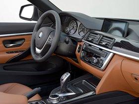 Ver foto 10 de BMW Serie 4 435i Cabrio Luxury Line F33 USA 2014