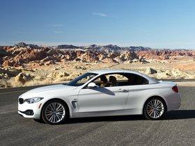 Ver foto 20 de BMW Serie 4 435i Cabrio Luxury Line F33 USA 2014