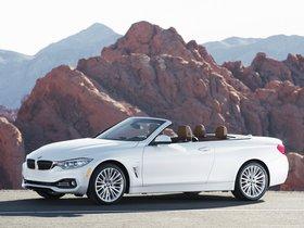Ver foto 19 de BMW Serie 4 435i Cabrio Luxury Line F33 USA 2014