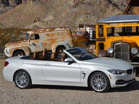 Ver foto 18 de BMW Serie 4 435i Cabrio Luxury Line F33 USA 2014