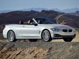 Ver foto 17 de BMW Serie 4 435i Cabrio Luxury Line F33 USA 2014
