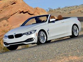 Ver foto 14 de BMW Serie 4 435i Cabrio Luxury Line F33 USA 2014