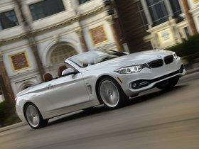 Ver foto 13 de BMW Serie 4 435i Cabrio Luxury Line F33 USA 2014