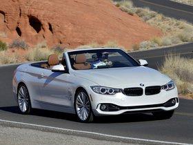 Ver foto 12 de BMW Serie 4 435i Cabrio Luxury Line F33 USA 2014