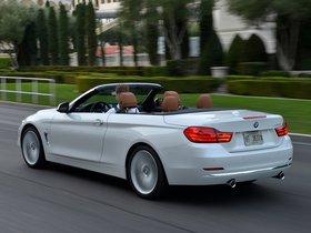 Ver foto 7 de BMW Serie 4 435i Cabrio Luxury Line F33 USA 2014