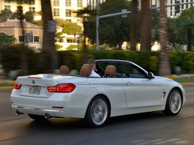 Ver foto 6 de BMW Serie 4 435i Cabrio Luxury Line F33 USA 2014