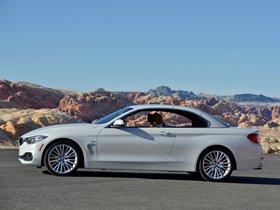 Ver foto 5 de BMW Serie 4 435i Cabrio Luxury Line F33 USA 2014
