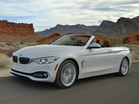 Ver foto 4 de BMW Serie 4 435i Cabrio Luxury Line F33 USA 2014