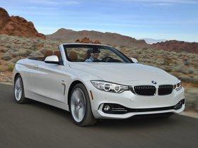 Ver foto 3 de BMW Serie 4 435i Cabrio Luxury Line F33 USA 2014