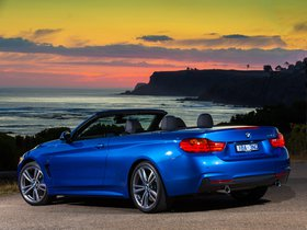 Ver foto 7 de BMW Serie 4 435i Cabrio M Sport Package F33 Australia 2014