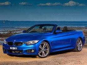 Ver foto 6 de BMW Serie 4 435i Cabrio M Sport Package F33 Australia 2014