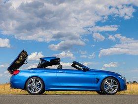 Ver foto 5 de BMW Serie 4 435i Cabrio M Sport Package F33 Australia 2014