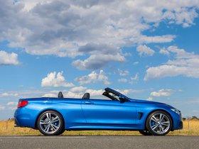Ver foto 4 de BMW Serie 4 435i Cabrio M Sport Package F33 Australia 2014