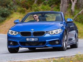Ver foto 2 de BMW Serie 4 435i Cabrio M Sport Package F33 Australia 2014