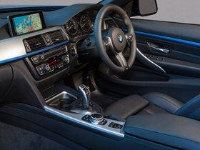 Ver foto 15 de BMW Serie 4 435i Cabrio M Sport Package F33 Australia 2014